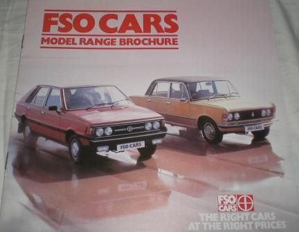 FSO : 需要極少自動車ミュージア...