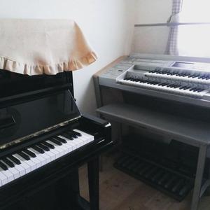 我が家の音楽室?