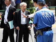 池袋母子死亡事故 初公判で飯塚幸三被告が無罪主張
