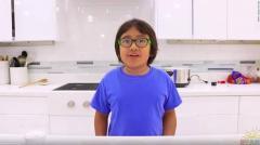 ユーチューバー年収ランキング、8歳少年が首位 稼ぎ28億円 フォーブズ