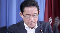 "消費税10%""当面維持""の考え 岸田首相"