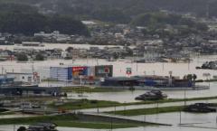 記録的大雨、14河川で氾濫 佐賀・嬉野総雨量1000ミリ超