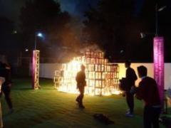 ジャングルジム5歳児焼死、元日本工業大学生ら無罪主張 東京