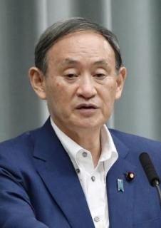 菅氏、9月1日にも立候補表明