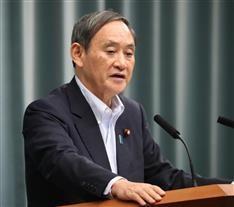 菅氏 消費増税の追加経済対策「情勢見てしっかり対応」