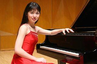 安曇野で音楽にふれる豊かな生活 : アリス=紗良・オット ピアノ ...