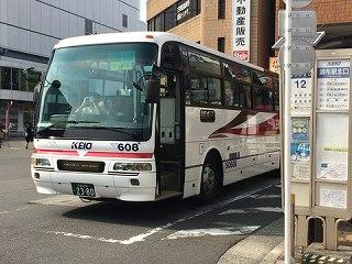 2014年7月22日京王バス東 調布~...