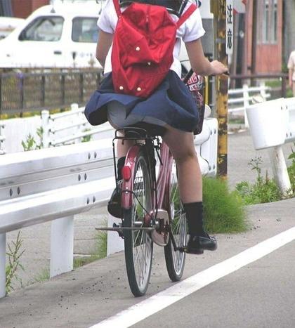 jk 自転車 エロ11