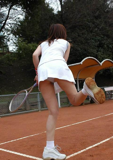 テニス エロ