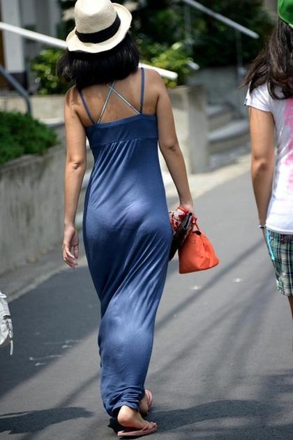 画像☆露出が少ないのにどんな女が着てもエ口く見えるどスケベな服w