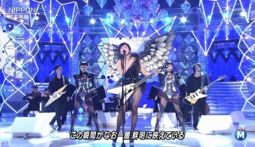 椎名林檎 Mステ Nippon
