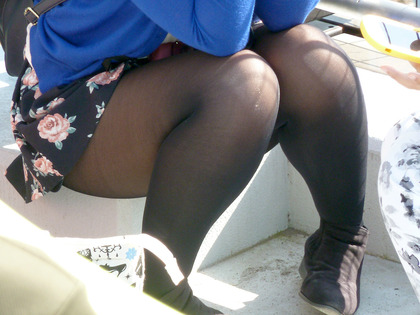 タイツ 脚 エロ 5