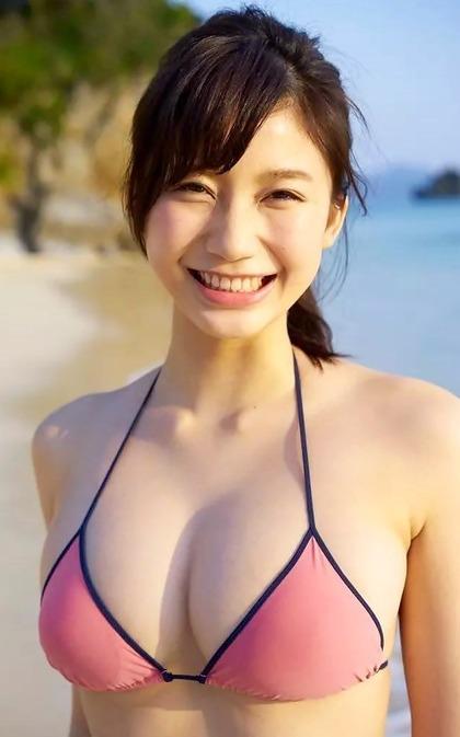 ogura yuka bikini