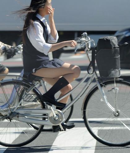 jk 自転車 エロ3