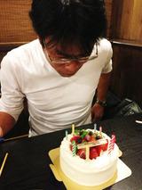 社長45歳誕生日2