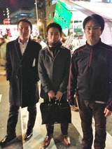 恵比寿さん・新年会4