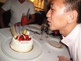 橋本先生40歳誕生日会6