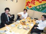 大橋さんと食事会3