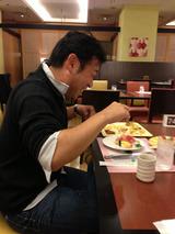 八幡先生食事会4