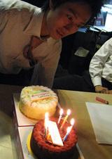 2008年大橋君Birthday・その3
