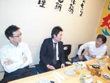 大橋さんと食事会2