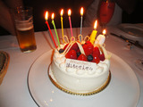 橋本先生40歳誕生日会5