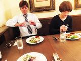 辻さんとランチ1