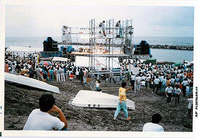 86夕日コンサート007