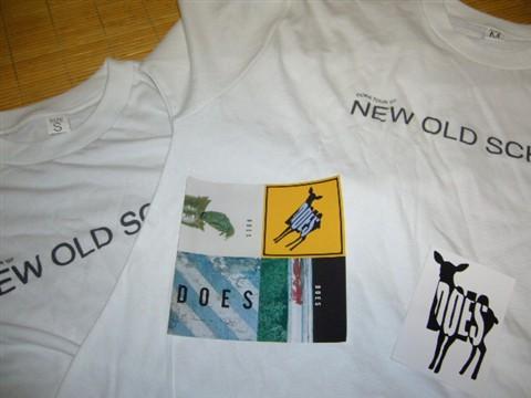 doesのTシャツ