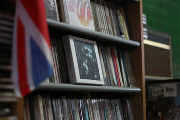 cd棚短焦点