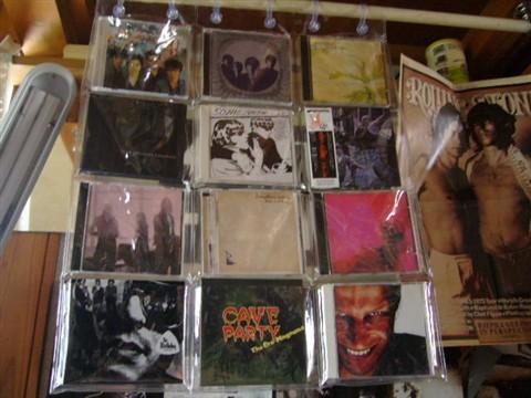 透明CD袋