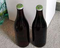 handmade beer