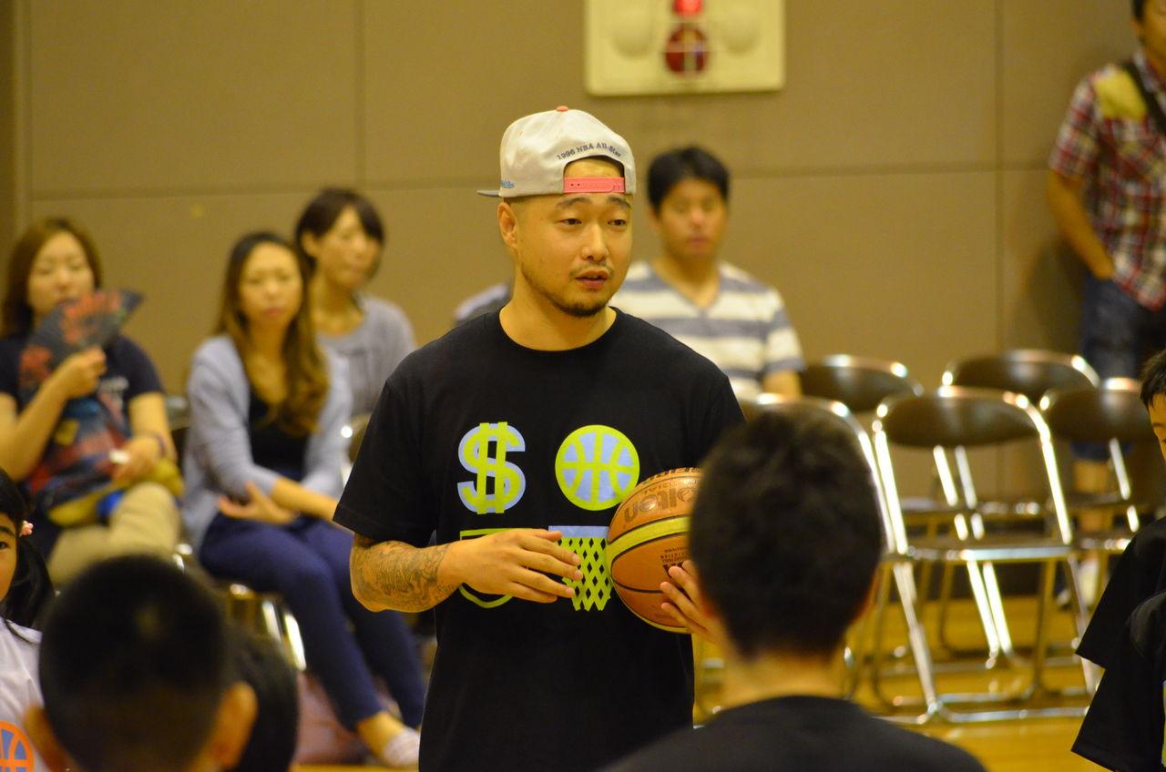 T's Basketball Life : 金井善哲クリニック