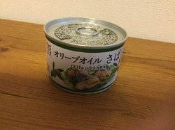 ミニマリストのサバ缶01