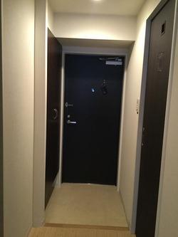 ミニマリスト 玄関