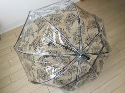 ミニマリスト傘