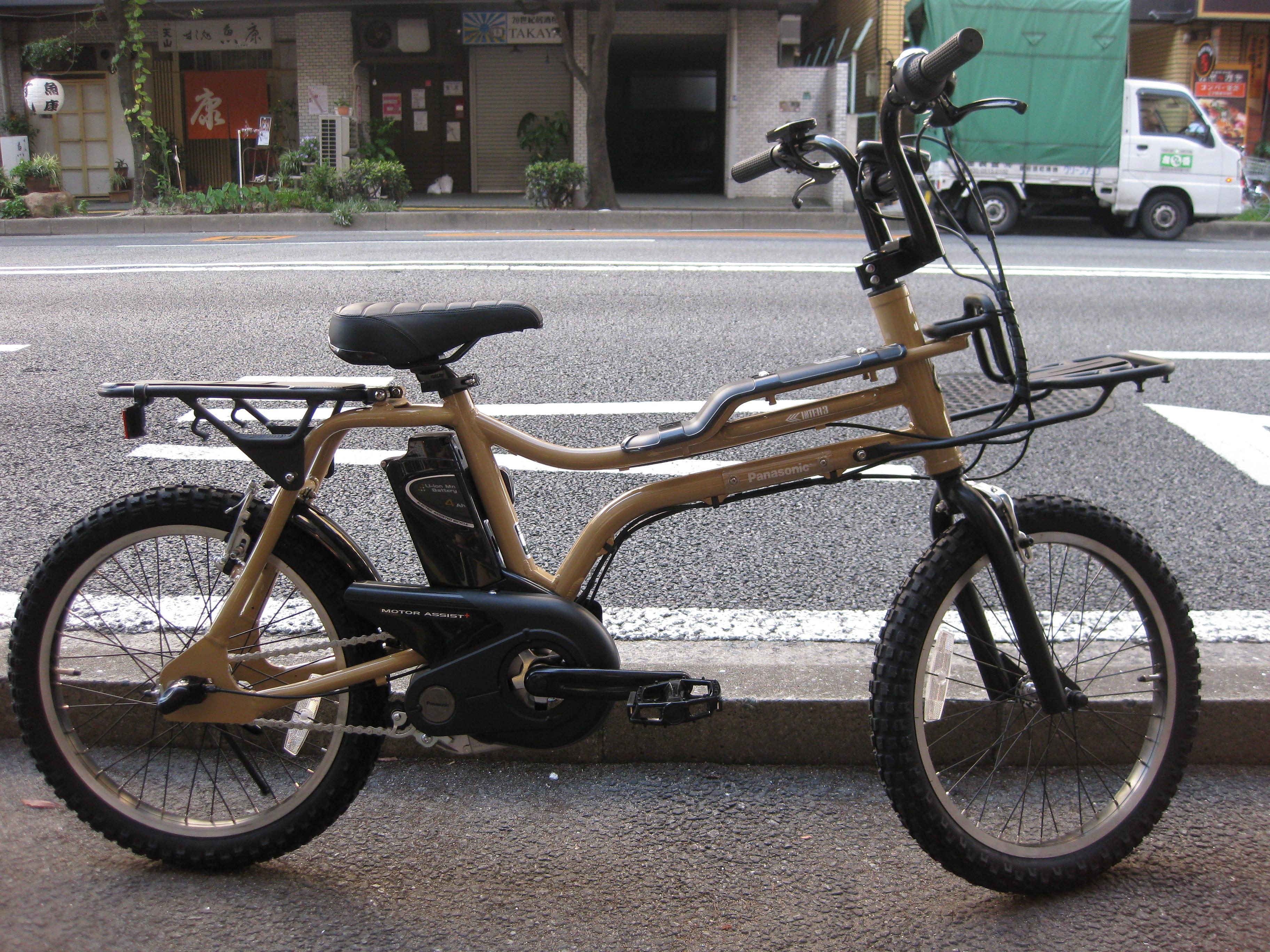 その他の電動アシスト自転車も ...