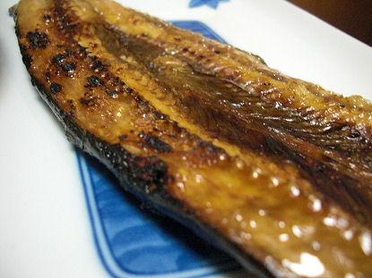 秋刀魚干物