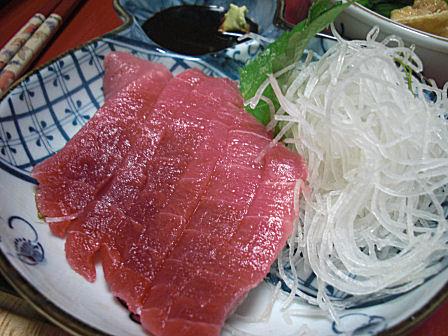 魚慶の中トロ