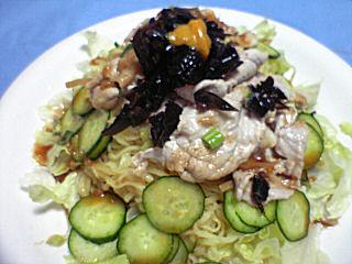 豚シャブ冷麺2