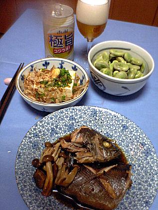 0602夕飯