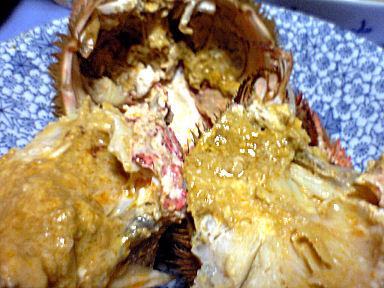 ワンコイン毛蟹