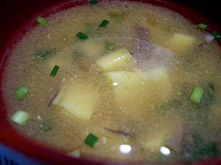 仙台味噌のおつゆ第一号