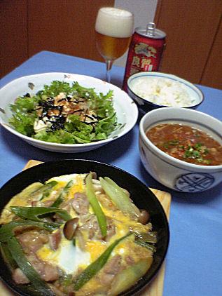 0606夕飯