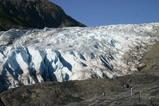 氷河アラスカ