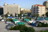 レバノン難民キャンプ