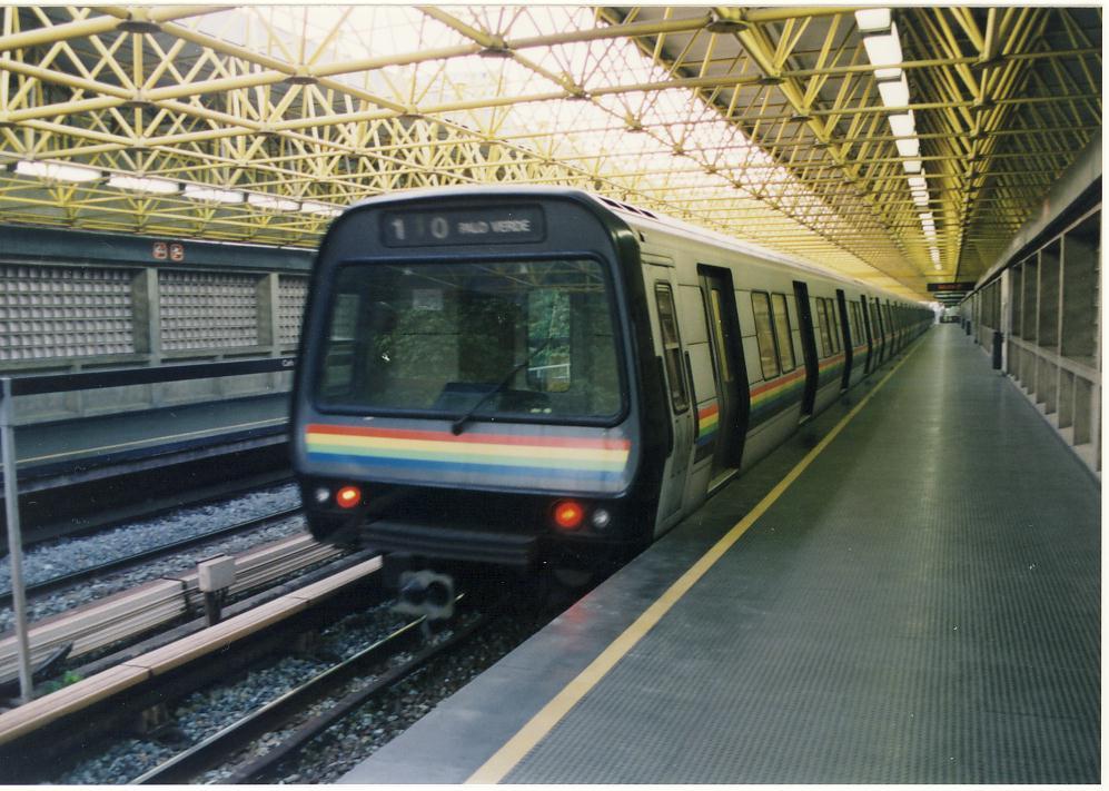 カラカス地下鉄 - Caracas Metro...
