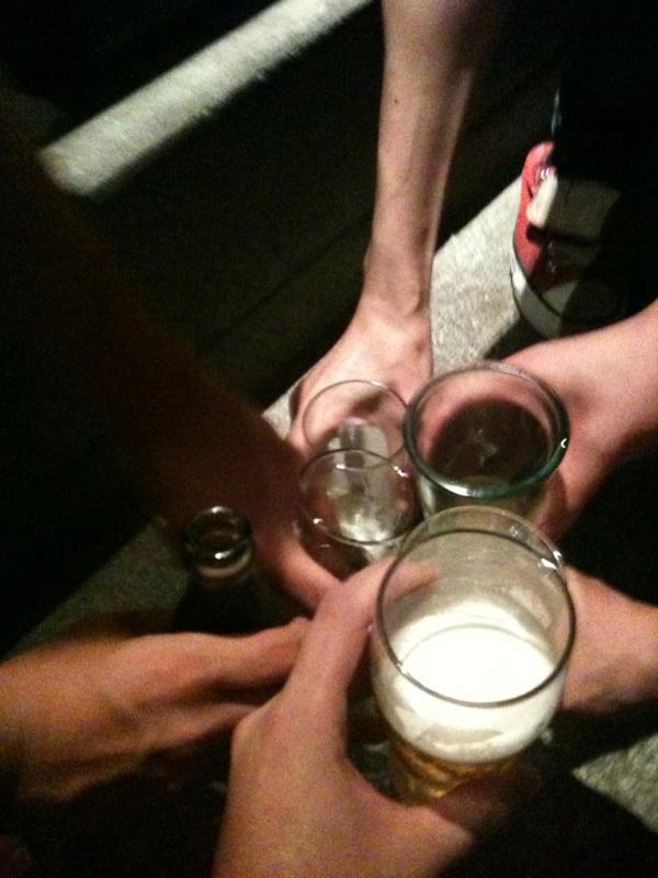 本日乾杯1