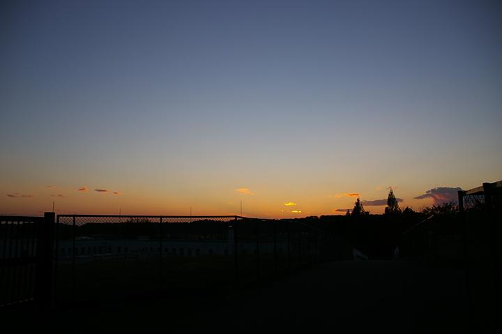 20131120_最近、夕方が綺麗でね04