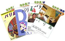 2008-2009年バリ島ガイドブック